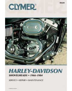REPAIR MANUAL HARLEY 74/80 4 SPD