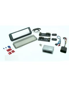 SCOSCHE SINGLE DIN INSTALL KIT TOURING 98-13