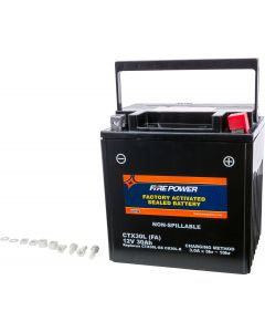 BATTERY CTX30L SEALED FACTORY ACTIVATED