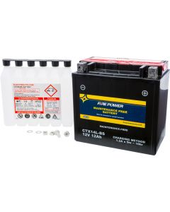 BATTERY CTX14L-BS MAINTENANCE FREE