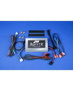 ROKKER P700W 4-CH AMP KIT 98-13 HARLEY UNIV